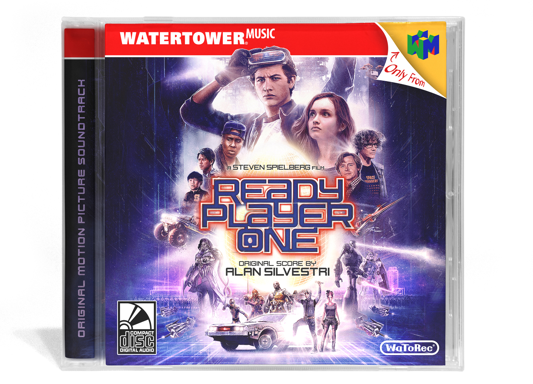 ready player one original motion picture soundtrack download