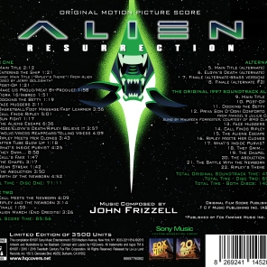 #17: Alien Resurrection (Remake)