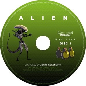 #4: Alien (Custom)