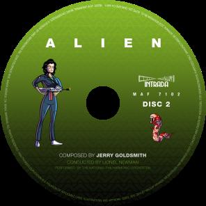#5: Alien (Custom)