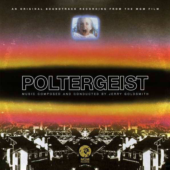 #4: Poltergeist (Custom)