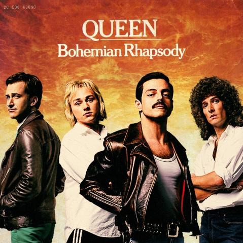 "Bohemian Rhapsody"" by Queen – HQCovers"
