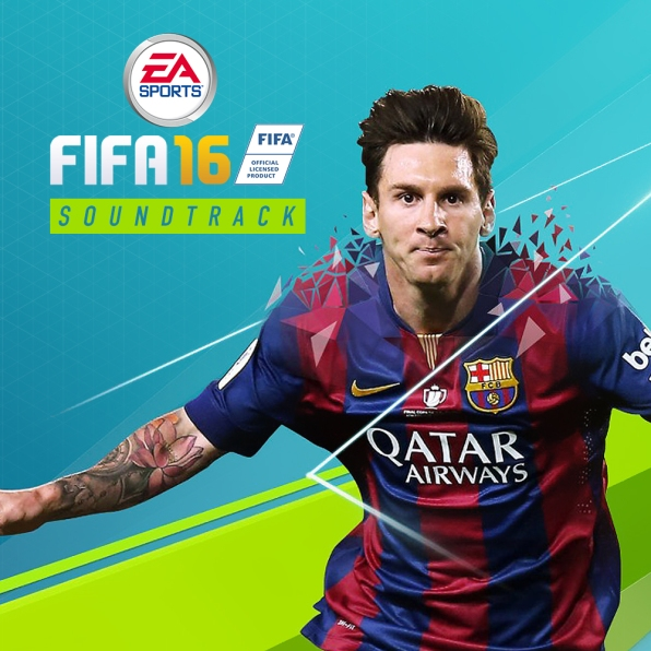 #1: FIFA 16 (Custom)