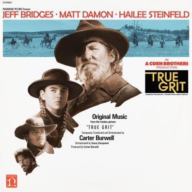 #6: True Grit (Custom)
