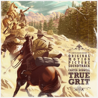#4: True Grit (Custom)