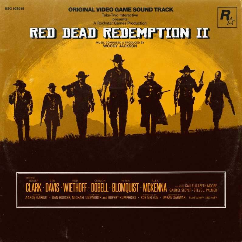 #77: Red Dead Redemption 2 (Custom)