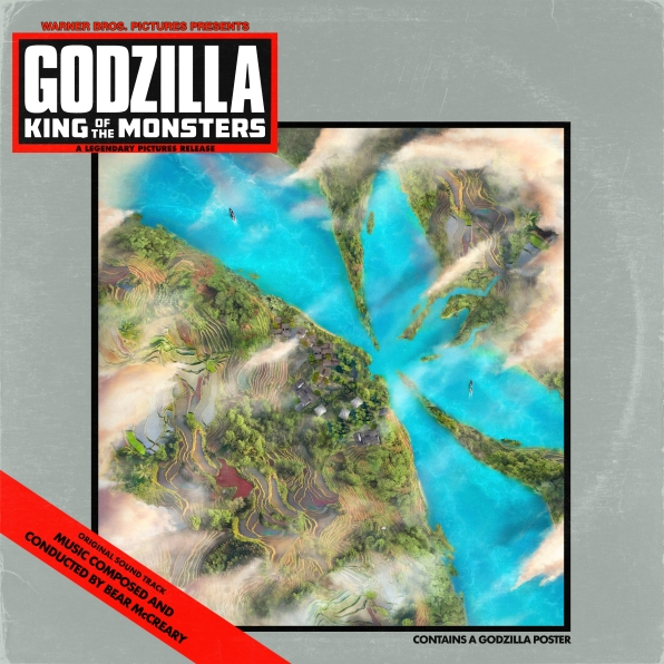 #25: Godzilla: King of the Monsters (Custom)