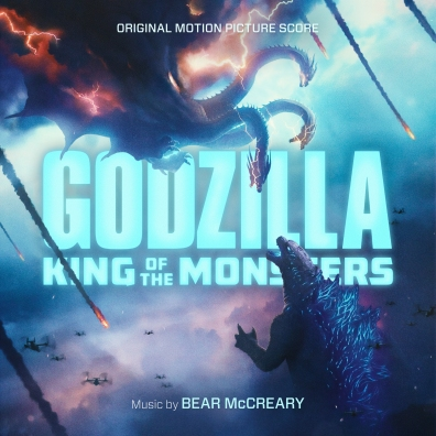#4: Godzilla: King of the Monsters (Custom)