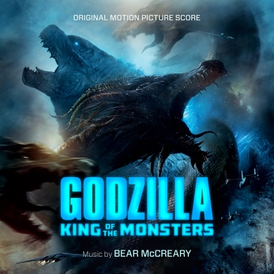 #3: Godzilla: King of the Monsters (Custom)