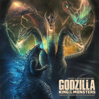 #11: Godzilla: King of the Monsters (Custom)