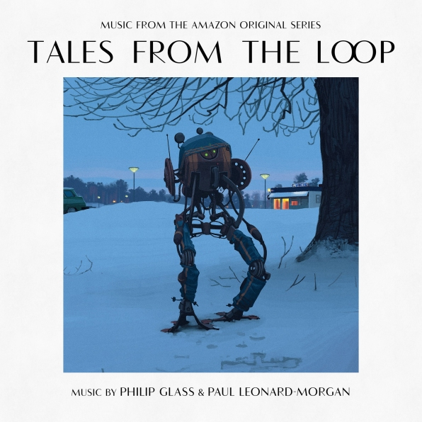 #7: Tales From the Loop (Custom)