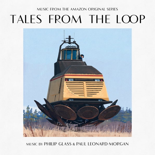 #16: Tales From the Loop (Custom)