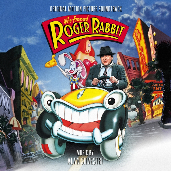 #4: Who Framed Roger Rabbit (Custom)